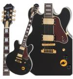 Электрогитара Epiphone B.B.KING LUCILLE EBONY GOLD HARDWARE
