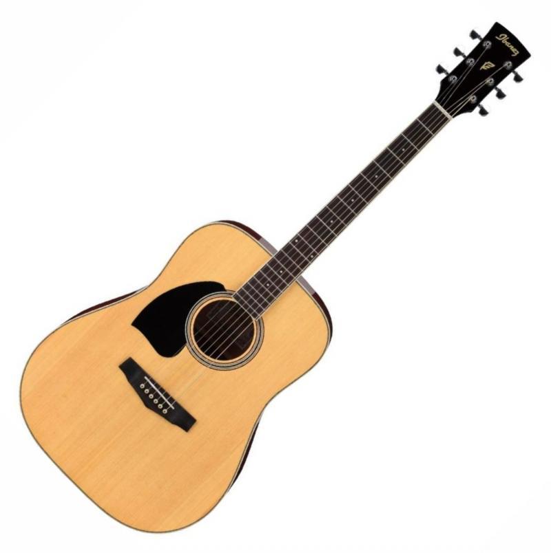 IBANEZ PF15-NT акустическая гитара, цвет натуральный