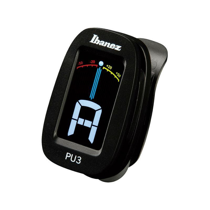 IBANEZ PU3 CLIP TUNER