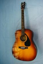 Акустическая гитара YAMAHA F-310 (N) (ЕСТЬ ВИДЕО)