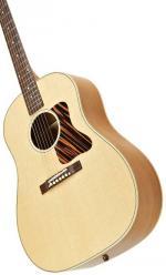 Гитара электроакустическая Gibson J-35 Antique Natural